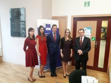 miniatura Students supervised by prof. Janusz Węc won the final Oxford debate organized by the European Commission