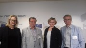 miniatura Professor Janusz Węc participated in the conference of the Team Europe network in Berlin