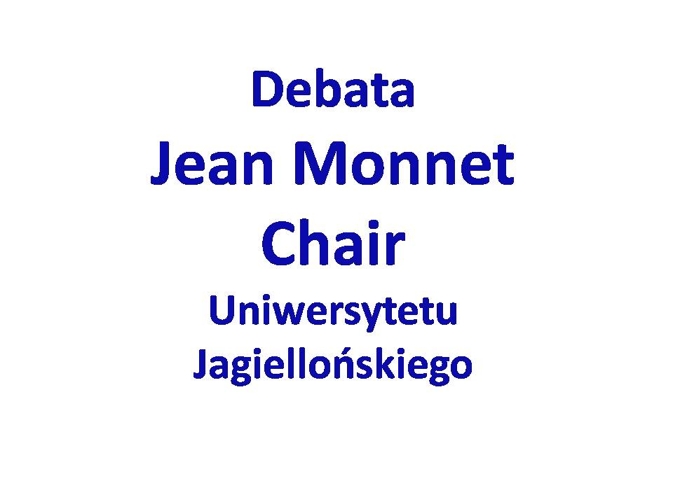 miniatura Oxford debate Jean Monnet Chair EUCRIS: The immigration crisis has weakened the European Union