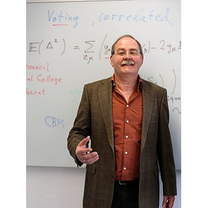 miniatura A Mathematical View on Voting - prof. Werner Kirsch na Seminarium CBIP