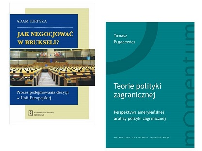 miniatura do artykułu Monographs of the employees of the Institute receive awards for the best publications of 2017 and 2018