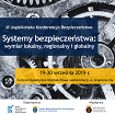miniatura III Jagiellonian Security Conference - invitation