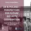 miniatura UK & Poland security cooperation - essay competition