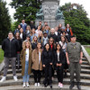 miniatura Study trip of ISAD and  IRAS students to Vienna