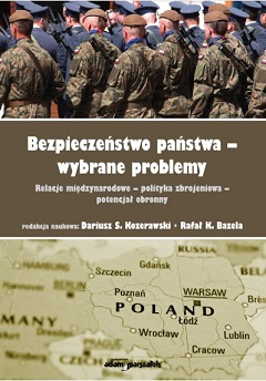 miniatura International Security. Policies – Strategies – Interventions – a new book edited by Professor Dariusz Kozerawski